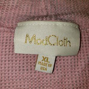 Modcloth Tops - Modcloth Mock Neck Top